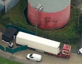 Lộ trình bí ẩn của 39 người nghi chết cóng trên xe tải ở Anh
