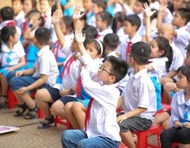 Giúp trẻ em tìm thấy niềm vui bảo vệ môi trường