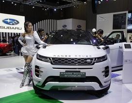 Land Rover có nhà phân phối mới, chính thức giới thiệu Evoque thế hệ thứ 2
