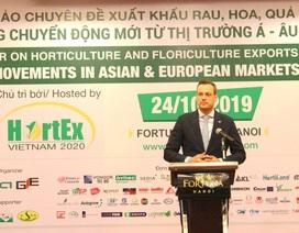 Việt Nam xuất khẩu gần 3 tỷ USD rau quả, Trung Quốc chiếm tới gần 70%