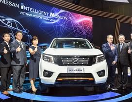 Nissan Việt Nam trở lại cùng Navara Black Edition A-IVI