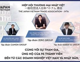 Hiệp hội Thương mại Nhật Việt chính thức được thành lập