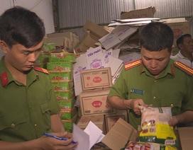 Bắt tạm giam kẻ buôn bán hơn 11 tấn hạt nêm và bột ngọt giả