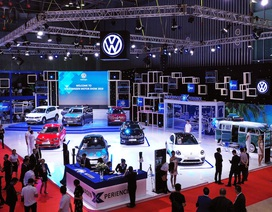 "Trải nghiệm ""chuyến du ngoạn"" Volkswagen tại Vietnam Motorshow 2019"