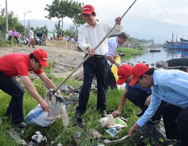 PV GAS: Chung tay Vì một cộng đồng không rác thải nhựa