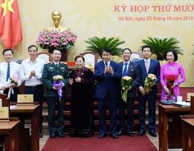 HĐND TP Hà Nội họp bất thường, miễn nhiệm nhiều nhân sự