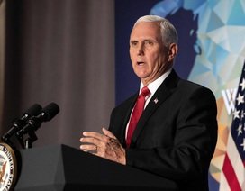 Phó Tổng thống Mỹ lên án tàu Trung Quốc ngăn cản hoạt động dầu khí của Việt Nam