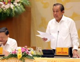 Phó Thủ tướng chỉ đạo Bộ Công an giải quyết đơn tố giác tội phạm của một người dân