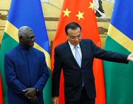 Quốc đảo Thái Bình Dương không cho Trung Quốc thuê lãnh thổ