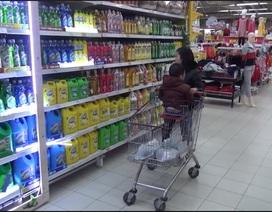 Thương hiệu hàng Việt chiếm ưu thế trên thị trường
