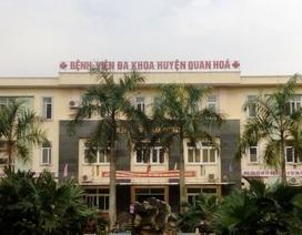 Giám đốc bệnh viện bị điều động vì sai phạm trong quản lý, điều hành