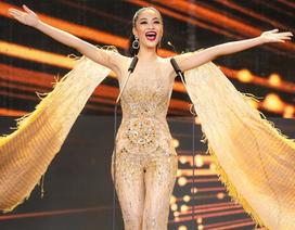 Kiều Loan nói gì khi dừng chân ở Top 10 Hoa hậu Hoà bình Quốc tế 2019?