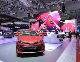 Gian hàng Toyota ở Vietnam Motor Show 2019 có gì thú vị?