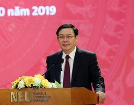 Phó Thủ tướng: Việt Nam không rập khuôn theo bất cứ mô hình nào của thế giới!