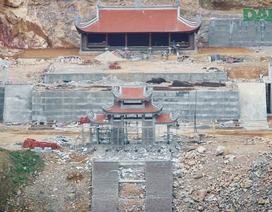 Hà Giang khẳng định công trình tâm linh gần Cột cờ Lũng Cú đúng quy hoạch (!)