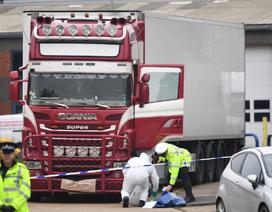 14 gia đình liên hệ với Bộ Ngoại giao tìm người thân mất tích tại Anh
