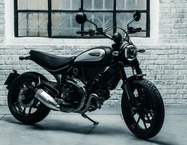 Ducati chỉ làm mới Scrambler bằng phiên bản Icon Dark cho năm 2020