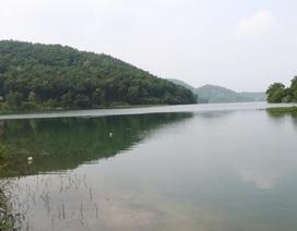 """Hòa Bình """"đòi lại"""" hồ Đầm Bài sau vụ ô nhiễm nguồn nước sạch sông Đà"""