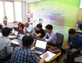Bắt đầu chấm sơ khảo Giải thưởng Nhân tài Đất Việt 2019 trong lĩnh vực CNTT