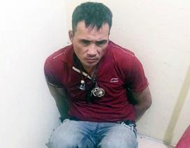 """Hà Nội: Gã nghiện """"sở hữu"""" 5 tiền án trộm cả xe tải chở hàng"""
