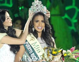 Người đẹp Puerto Rico giành vương miện Hoa hậu Trái đất 2019