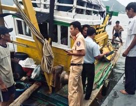 """Truy quét tàu cá hành nghề bất hợp pháp, quyết gỡ """"thẻ vàng"""""""