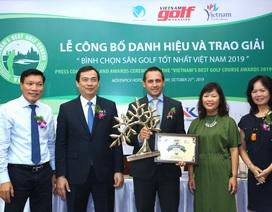 Sân golf tốt nhất Việt Nam 2019 thuộc về Laguna Lang Co Golf Club