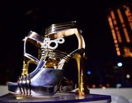 """""""Choáng"""" với đôi giày cao gót đắt nhất thế giới có giá… hơn 460 tỷ đồng"""