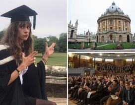 Cấm vỗ tay ở ĐH Oxford