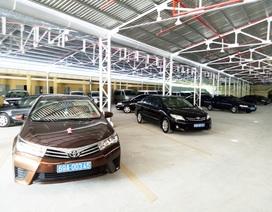 Cà Mau: Tiết kiệm nhiều tỷ đồng từ quản lý tập trung xe ô tô công vụ