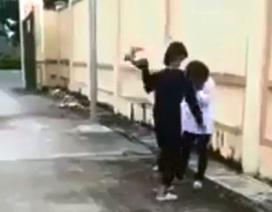 Nữ sinh bị đánh bằng mũ bảo hiểm vì... ngoan hơn bạn