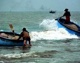 Chìm thuyền thúng, 2 ngư dân mất tích ở Trường Sa