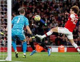 Arsenal 2-2 Crystal Palace: Thủ làm, thủ lại phá