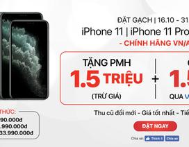 Chưa bán ra, iPhone 11 chính hãng đã giảm cả triệu đồng để hút khách