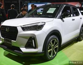 Daihatsu gây chú ý với thiết kế SUV cỡ nhỏ hoàn toàn mới