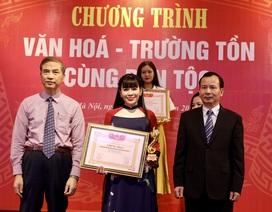 Phạm Bích Thủy - Nữ doanh nhân văn hóa tiêu biểu thời kỳ hội nhập quốc tế