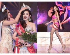 Người đẹp Việt đăng quang Hoa hậu Du lịch Quốc tế
