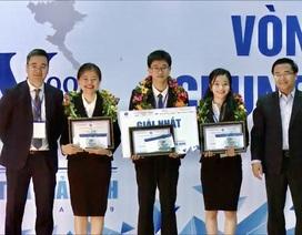 ĐH Quốc gia Hà Nội vô địch cuộc thi Phiên tòa giả định Vmoot năm 2019