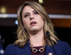 """Nghị sĩ Mỹ từ chức vì quan hệ """"không phù hợp"""" với cấp dưới, bị tung ảnh khỏa thân"""