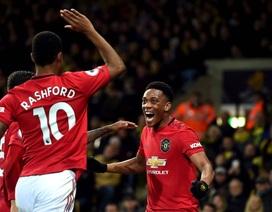 Những khoảnh khắc thắng tưng bừng của Man Utd trên sân Norwich