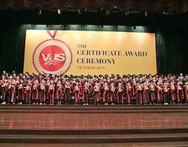 Thêm 2.094 học viên VUS nhận chứng chỉ Anh ngữ quốc tế Cambridge Starters, Movers và Flyers