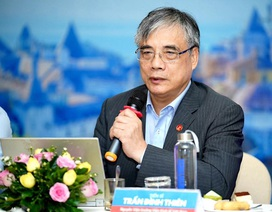 """TS Trần Đình Thiên: """"Muốn phê phán gì thì phải đặt trên bàn cân lợi ích"""""""