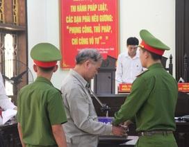 Hiệu trưởng xâm hại tình dục nhiều nam sinh ở Phú Thọ lĩnh án 8 năm tù
