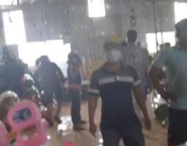 """Công an vào cuộc vụ hơn 40 người lục tung """"Tịnh thất Bồng Lai"""""""