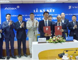 Alliex Việt Nam sử dụng dịch vụ VNPT để vận hành hạ tầng POS