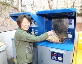Hàn Quốc đã làm thế nào để có thể tái chế đến 95% lượng rác thực phẩm?
