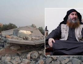 Thi thể trùm khủng bố al-Baghdadi được thuỷ táng giống Osama bin Laden