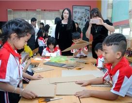 Quảng Bình: Triển khai chuyên đề dạy học STEM cho giáo viên 22 trường tiểu học