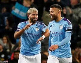 Aguero lập cú đúp, Man City dễ dàng hạ gục Southampton