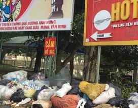 """Phố núi sắp được """"giải thoát"""" sau 2 năm ngập ngụa rác thải"""